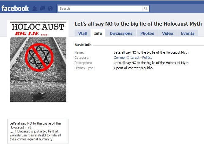 thesis on holocaust denial