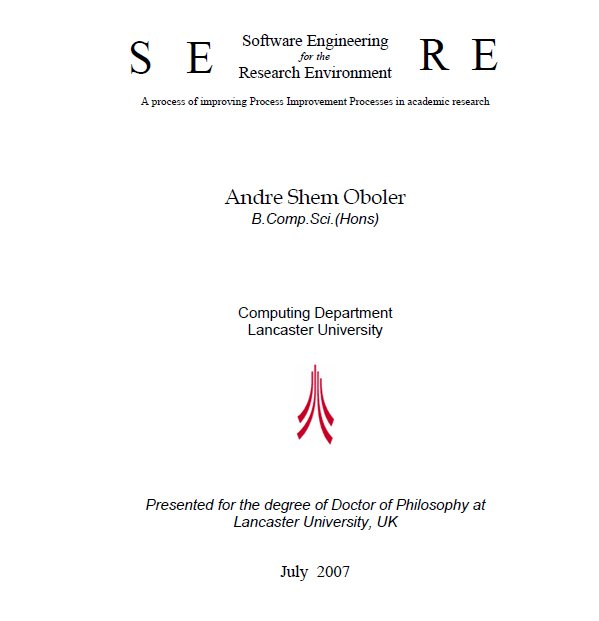Phd dissertation only